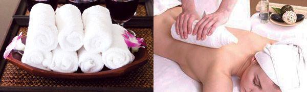 Corpo Bueno Massagem com Toalhas Quentes